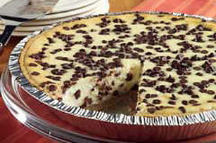 PHILADELPHIA® 3-STEP® Chocolate Chip Cheesecake
