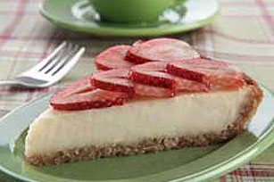 PHILADELPHIA® 3-STEP® Macaroon Cheesecake
