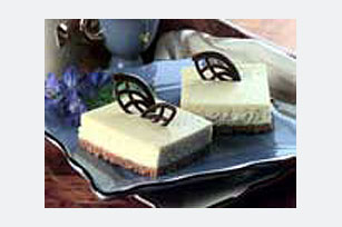 PHILADELPHIA® 3-STEP® Cheesecake Bars Image 1