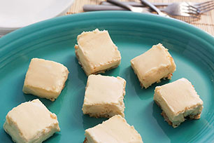 PHILADELPHIA® 3-STEP® Coconut Cheesecake Bars