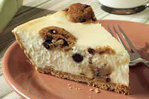 PHILADELPHIA 3-STEP Chocolate Chip Cookie Dough Cheesecake Image 1