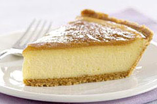 PHILADELPHIA® 3-STEP® Creme Brulee Cheesecake