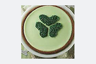 PHILADELPHIA® 3-STEP® Creme De Menthe Cheesecake