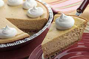 PHILADELPHIA 3-STEP Pumpkin Cheesecake
