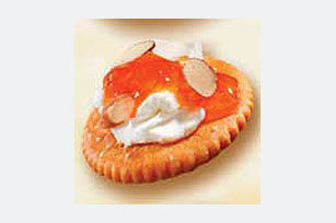 PHILADELPHIA® Apricot-Almond Spread Image 1