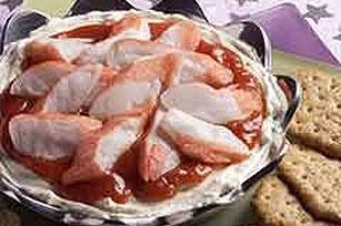 PHILADELPHIA® Crabmeat Spread Image 1
