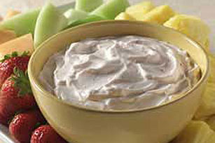 PHILADELPHIA Fruit Dip for Passover
