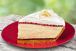 PHILADELPHIA® Raspberry-Citrus  Pie
