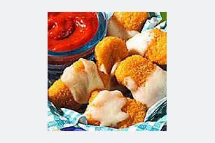 Stringy Chicken Nuggets Image 1