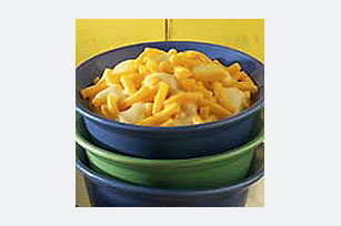 Stringy Macaroni & Cheese Image 1