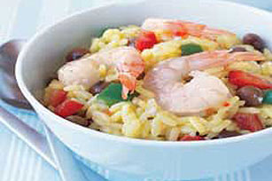 Fácil ensalada de paella Image 1