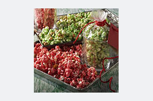 Palomitas de maíz acarameladas para la época navideña Image 1