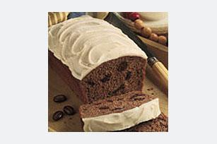 Pan de calabaza con glaseado de café Image 1