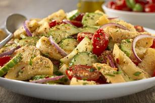 Parmesan Panzanella Salad Image 1