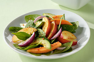 Papaya and Avocado Salad Image 1