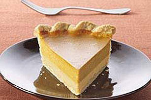 Paradise Pumpkin Pie with Cream Cheese