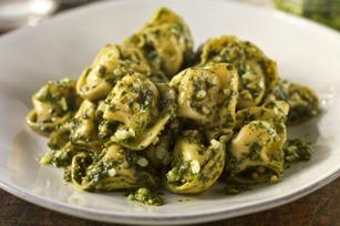 Parmesan Pesto Tortellini My Food And Family