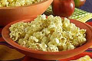 Parmesan Popcorn
