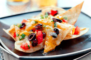 Party Nachos Recipe - Kraft Recipes
