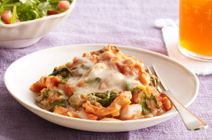 Pasta e Fagioli (Pasta with Beans)