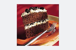 Pastel de chocolate alemán