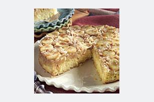 Pastel sorpresa de banana y coco Image 1