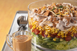 Memphis BBQ Chopped Salad