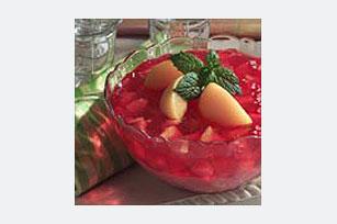 Peach Melba Dessert Image 1