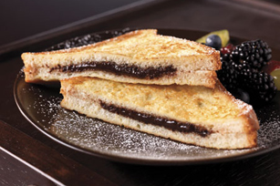 Peanut Butter-Chocolate French Toast Image 1