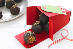 Peanut Butter Cookie Balls Image 1