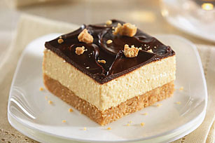 Peanut Butter Cup Squares