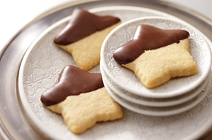 Peanut Butter Cut-Out Cookies Image 1