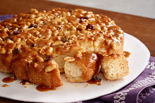 Peanut Butter Monkey Bread