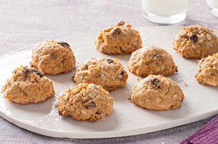 Peanut Butter-Trail Mix Cookies Image 1