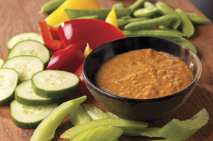 Peanut Dipping Sauce Image 1