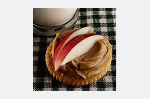 Peanut Butter and Apple RITZ Image 1