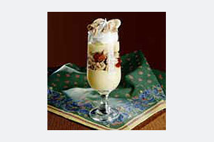 Peanut Butter and Jelly Parfaits Image 1