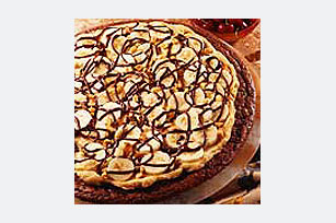 Peanut Butter-Banana Brownie Pizza Recipe Image 1
