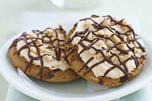 Peanut Butter Creme Cookie Treats