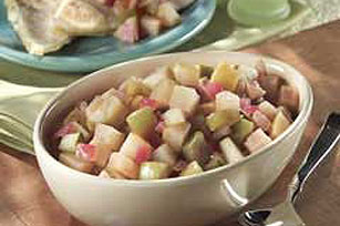 Pear-Apple Chutney