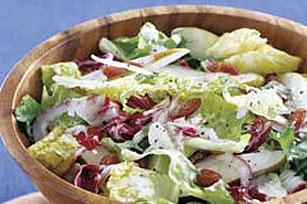 Ensalada de peras con almendras ahumadas Image 1