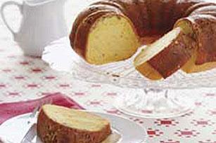 Pecan Rum Cake Recipe Image 1