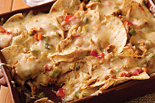 Pepper Jack Nacho Bake
