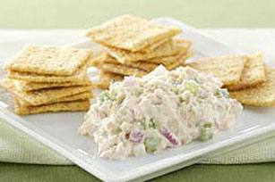 Peppercorn Salmon Dip Image 1