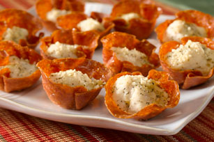 Pepperoni-Parmesan Chicken Bites Image 1