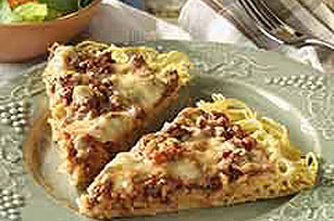 Perfect Pasta Pizza Image 1