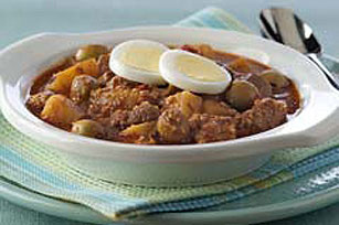 Peruvian Pork and Potato Stew Image 1