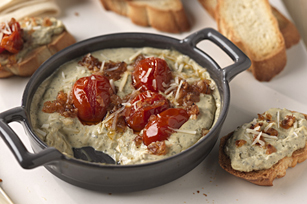 Pesto-Bruschetta Spread Image 1