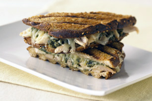 Chicken-Pesto Sandwich