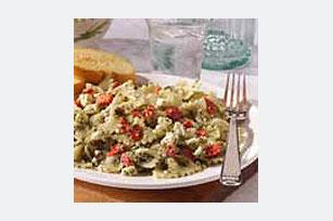 Pesto Pasta Toss